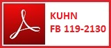 KUHN - FB 119-2130