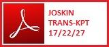 JOSKIN TRANS-KPT 17-22-27