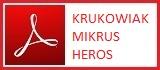 KRUKOWIAK - MIKRUS HEROS