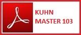 KUHN - Master 103
