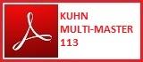 KUHN - Multi-Master 113