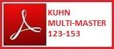 KUHN - Multi-Master 123-153