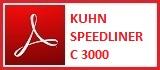 KUHN - SPEEDLINER C3000 B